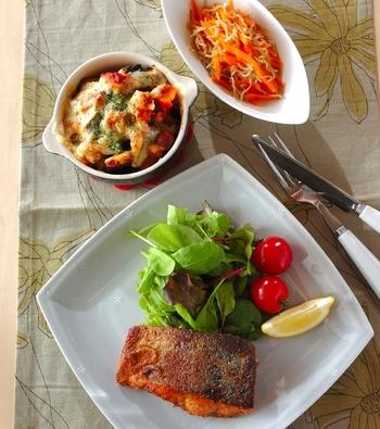 献立にもう迷わない!簡単&栄養バランス満点の「夜ご飯メニュー」アイデア集
