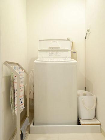毎日洗濯して清潔を保っているつもりが、肝心の洗濯機の中がカビだらけになっている場合も…。定期的に洗濯槽の汚れをクリーニングすることも大切です。