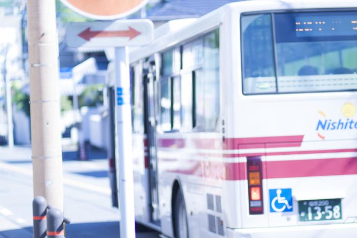 福岡の移動はバスが基本。博多駅から西鉄バスがどんどん出て行く様子は博多名物でもあります。博多駅のすぐ隣が博多バスターミナルです。