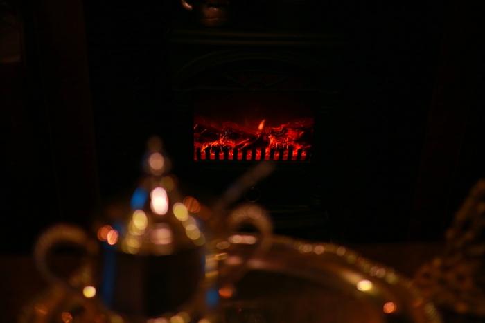 揺らぐ炎に癒されて*暖炉/薪ストーブのある店を探してみたよ♪@都内8選