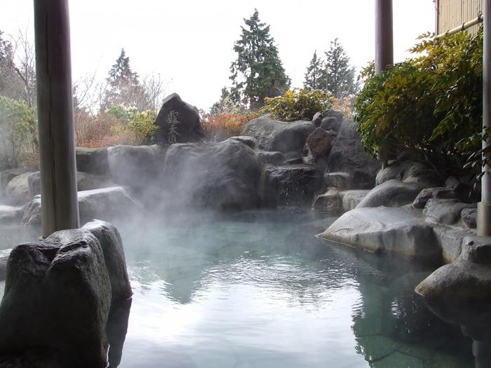 温泉1kgの中に100mg以上あれば高い美肌効果があるといわれている天然の保湿成分「メタケイ酸」を281mgとたっぷり含んだ仙石原温泉。極上の美肌の湯と、露天風呂から見える紅葉と富士山の美しさを堪能してください。  ※掲載時と営業状況が異なる場合がございます。 詳細は公式サイトをご確認ください。