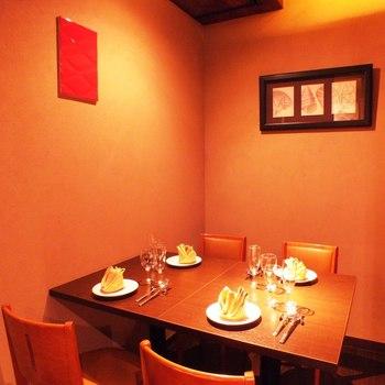 「銀座イタリアン ORIGO(オリゴ)」は、2名~半個室、6名~完全個室でランチができるお店。土日はリーズナブルなイタリアンのコースがいただけますよ。