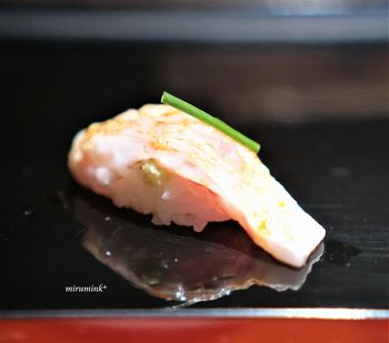 石川県は県民一人当たりのお寿司の消費量が全国トップという寿司好きの地域。せっかく訪れるなら「のどぐろ」や「がす海老」など地魚を使ったお寿司は外せません。