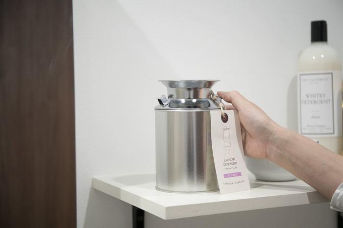 現在はミルク缶のデザインがリニューアルされています。新デザインも店頭でチェックしてみてくださいね。