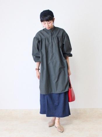 どのワンピースもほぼ5千円代以下で買えてしまう、お財布に優しいお洋服であることも人気の理由です。
