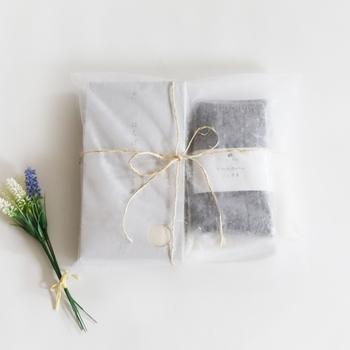 シルクの冷えとりアイテムは、相手を思いやる気持ちを伝える事ができる特別な贈り物になるでしょう。
