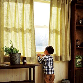 おもちゃで遊んだり、勉強したり。子供部屋はお子さんが長い時間を過ごす大切な場所です。カーテンもラグと同じように様々な色や柄がありますが、ぜひお子さんの意見を取り入れながら、お気に入りのデザインを選んでみてはいかがでしょうか。