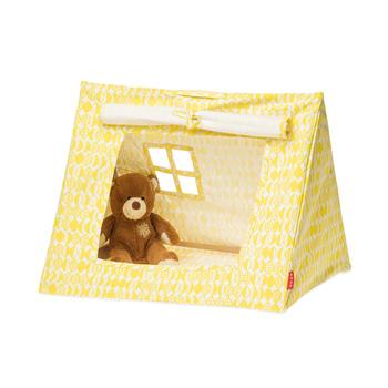フランスのベビー・キッズブランドDEUZ(デューズ)の、可愛らしい小さなテント。お子様のお気に入りのぬいぐるみのお家にぴったり。