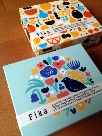 また、箱がとってもかわいいのでお子さんにもきっと喜んでもらえるはず♪北欧デザインの動物や植物、果物のイラストにほっこり癒されます。 思わず手に取りたくなるかわいいパーッケージばかりなので目移りしそうですね。