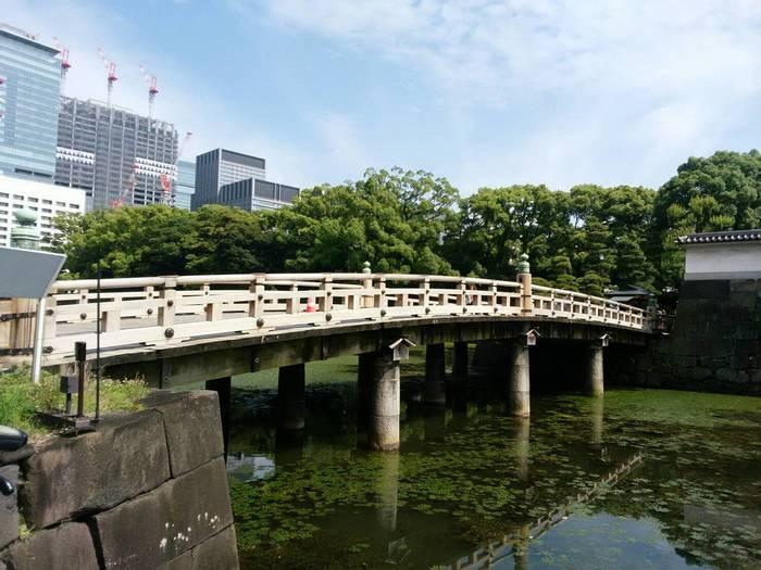 """""""皇居のお庭""""と呼ばれる「皇居東御苑」には、1年を通してさまざまな花が咲いています。冬に見頃を迎えるのは梅。庭園の入り口はいくつかありますが、12月の冬至頃から咲き始める梅を見るなら、平川門から入るのがおすすめです。"""
