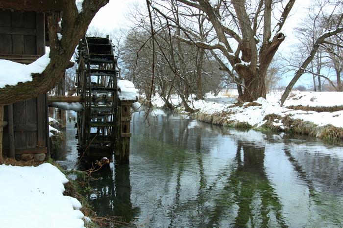 澄んだ水、凛と冷たい空気に心洗われる。冬こそ訪れたい「水の絶景スポット」