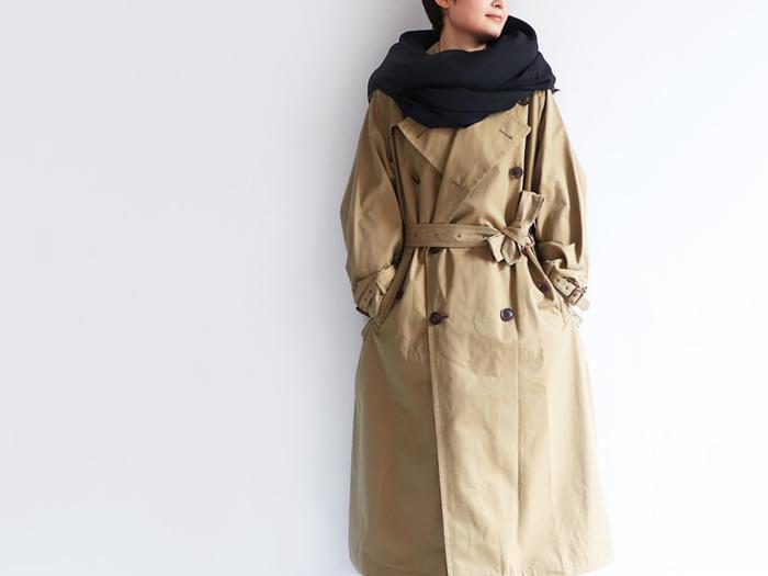 秋冬の定番アウターとして人気の高いトレンチコートは、アイテムや着こなし次第で春まで気回せる優秀アイテム。 今回はそんなトレンチコートを使った、参考にしたくなるような素敵なコーディネートをご紹介♪トレンチコートのカラー別に紹介するので、お手持ちのトレンチの着回しに役立ててみてくださいね。