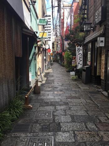 ディープな大阪散策を楽しみつつ、女性どうしや一人でも入りやすいおしゃれでおいしいランチのお店をご紹介します♪