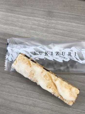 スイーツ好きなら必ず訪れたいのが、石川県が生んだ世界的パティシエ辻口博啓さんのお店「ル ミュゼ ドゥ アッシュ」。店内でいただけるスイーツのほか、兼六園の雪吊りの縄をイメージした「YUKIZURI」も金沢の新しい定番土産として人気です。