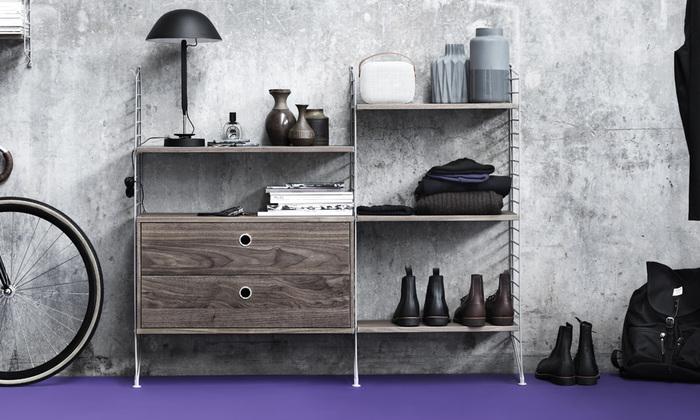 1949年にデザインされたこの家具は、現在まで多くの場所で用いられているタイムレスなデザイン家具です。丈夫であらゆるシーンに対応するので、家中のあらゆる場所で活躍してくれます。