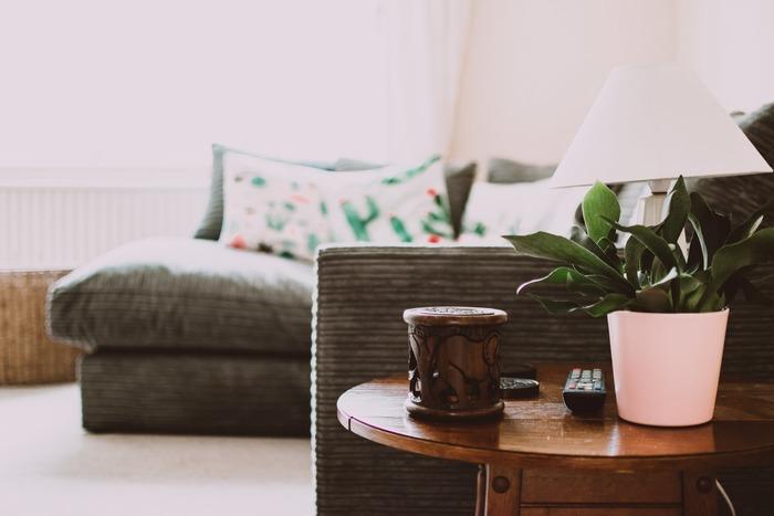 いかがでしたか…。 お部屋の中に緑を取り入れると、お洒落な雰囲気を演出してくれるだけでなく、まるで森林浴してるみたいに、心も体もほっこり癒されます。 観葉植物は、日の当たる場所で、基本は土が乾いたらたっぷりと水を与えるだけと、初心者さんにも簡単に育てることが出来ます。リビング、ダイニング、寝室…お気に入りの植物をお洒落にディスプレイして、緑ある暮らしを楽しんでみませんか♪