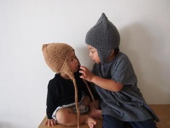 今回はそんな、かわいいデザインのキッズ帽子を集めました! ぜひ、自分の子どもに似合うかわいい帽子を一つ、見つけてみてくださいね。  ハンドメイドが好きなお母さんの、帽子デザインのアイデア用としても活用いただけます♪