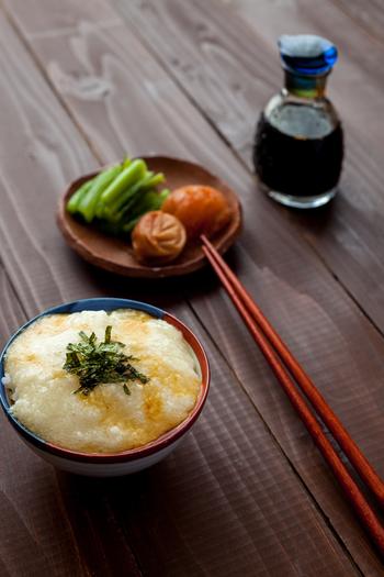 とろネバがクセになる、粘りのあるとろろ。でも、大和芋の実力はそれだけではありません!すりおろす、切る、加熱する…調理法によって、さまざまな食感や味わいの違いを見せてくれます。そんな「大和芋」をとことん味わってみましょう!