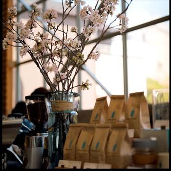 「焙煎後48時間以内のコーヒーしか販売しない」というこだわりを持つブルーボトルコーヒー。それはコーヒー本来のおいしさのピークを楽しんでほしいという願いから。購入後は2週間以内に楽しむのがベストなんだそう。