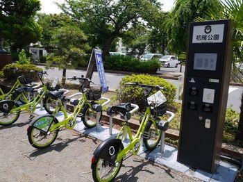 川越市では自転車シェアリングを運営しており、本川越駅、川越駅はもちろん市の中心市街地のポートで利用・返却することが可能です。