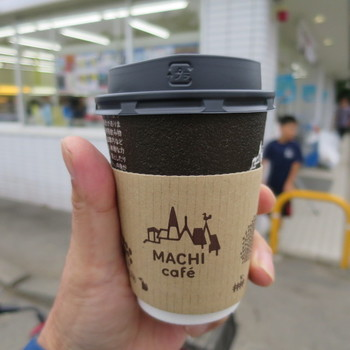 マチカフェとして展開しているローソンのコーヒー。指定農園を持ち高い品質を保ち続けられるのもこだわりの1つ。さらにブルーマウンテンなどの最高級コーヒーもワンコインで楽しめるなど、コーヒー好きにたまらない限定シリーズも。
