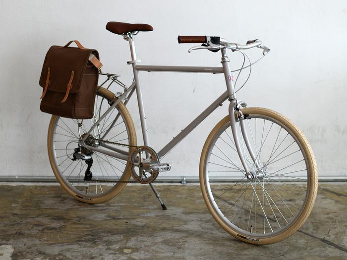 おしゃれなデザインと機能性を兼ね備えたtokyobikeの自転車は、色々なオプションパーツを組み合わせて、自分好みにカスタマイズできるのも大きな魅力です。