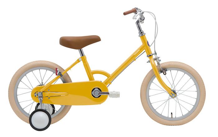 tokyobikeには大人用の自転車だけではなく、小さいお子さん向けにデザインしたこんな可愛らしい自転車もあるんですよ◎。こちらの「little tokyobike」は丸みのあるフレームデザインと、カラフルでおしゃれなカラーリングが特徴です。以下のページで「little tokyobike」と専用パーツについて詳しく紹介されていますので、購入を検討されている方はぜひ参考にしてみてくださいね。