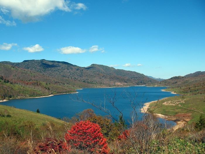 天然記念物のチャツボミゴケ公園や高山植物の花が咲く野反湖(のぞりこ)などのある、中之条町の六合(くに)地区と伊参(いさま)地区は、「日本で最も美しい村」に加盟しているスポットです。