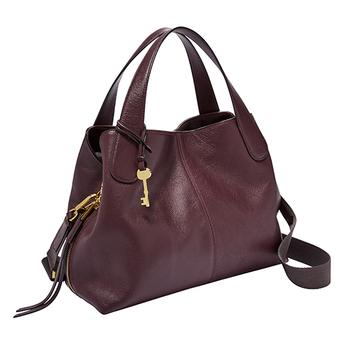 A4サイズもすっぽり入る大きさで、オンもオフも使い勝手が良い人気モデル『MAYA(マヤ)サッチェル』にもフィグが登場。通勤時の装いも、バッグひとつで一気に秋冬モードへ変身できそう!
