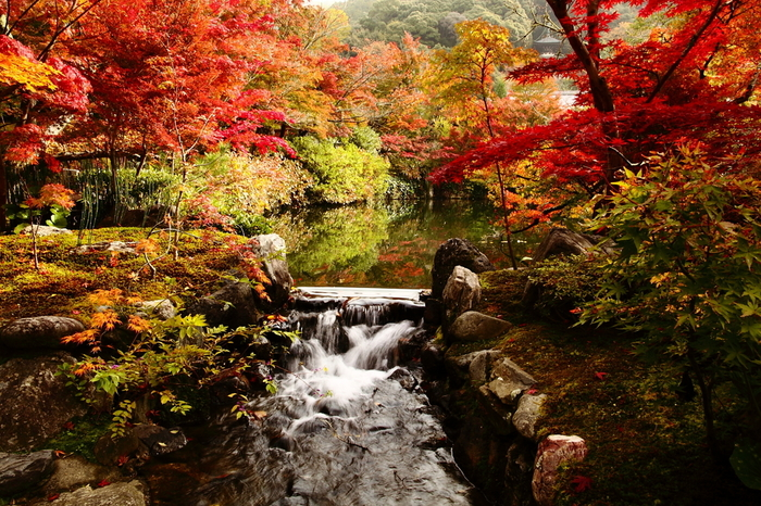 そんな京都観光での疲れは温泉で癒すのがおすすめ。あまり温泉地のイメージが無い京都ですが、実は温泉施設は市内にいくつもあります。観光エリア別に温泉旅館や日帰り温泉施設をご紹介します。