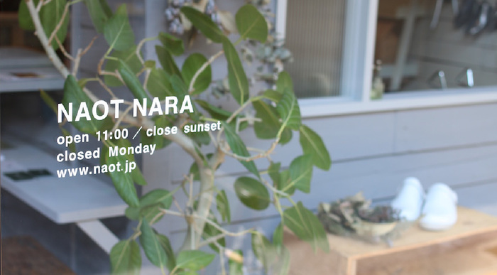 奈良県にある「NAOT NARA」と、東京・蔵前にある「NAOT TOKYO」。2つの直営店ではスタッフの方にフィッティングやサイズ選びなどを相談しながら、お気に入りのシューズをゆっくりと選ぶことができます。