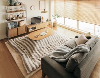 はじめて一人暮らしをされる方や、インテリアコーディネートがよくわからない初心者の方にも、家具の組み合わせ方が参考になるショップです。 ナチュラルテイストやヴィンテージ風なお部屋づくりにおすすめ。