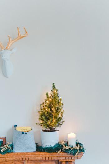 日本では特にこれといったルールはありません。好きなアイテムを好きなように飾って、自分好みのオリジナルなクリスマスを楽しみましょう!