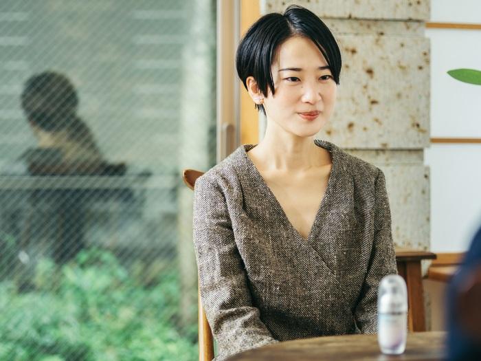 【連載】AYURA×キナリノ「バランスの良いひと」 Vol.6-ライター・立石郁さん