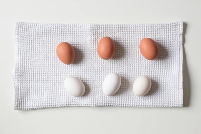 「お肉などのタンパク質を摂ると、お腹がもたれたり、重たくなる」と思いがち。でも、筋肉や皮膚、内臓などはタンパク質でできているので、不足すると体が疲れやすくなります。  むしろ体が疲れているときこそ、良質タンパク質を積極的に摂った方が、体調がよくなるんです。良質タンパク質とは、タンパク質の元となるアミノ酸のバランスのいい、「卵」や「肉」、「魚」、「豆腐」などを指します。