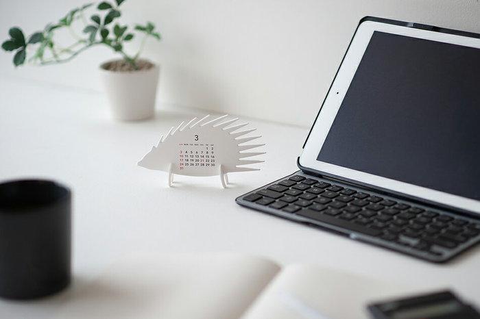 かわい過ぎずにコンパクトだから、パソコンデスクの脇に置いても様になります。仕事の合間も動物たちに癒されそうです。