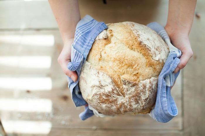 だけ パン 薄力粉