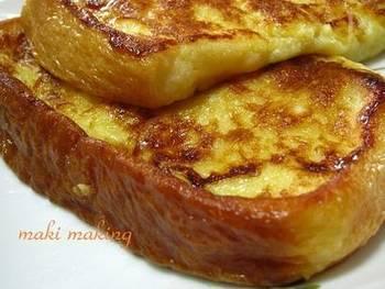 憧れのホテルの朝食をおうちで。一晩浸けこまなくても作ることができる、簡易版のホテルオークラ風レシピです。特別な食材は使わないので、基本の作り方として覚えておきましょう!