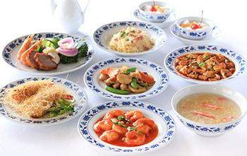 人気のみなとランチコースをはじめコース料理と単品のお料理も種類がとっても豊富なんです。じっくりみんなでコースを堪能したい時にオススメの名店ですよ。