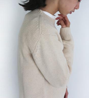 ナチュラルコーデが好きな女性にとって、ベージュを取り入れた着こなしは安心感のある定番スタイル。ぜひ冬コーデにも上手に取り入れて、季節感たっぷりなナチュラルコーデを楽しんでみてください♪