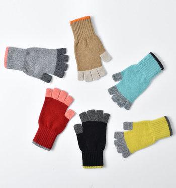 冬のファッションには、おしゃれな手袋で防寒対策を忘れずに。お気に入りの手袋を毎日身に着ければ、それだけで気分もアップ!寒さも吹き飛ぶかもしれませんよ♪