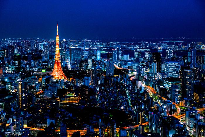 東京タワーやレインボーブリッジなど、眼下に広がる雄大な景色に魅了されますね。  ※画像はイメージです