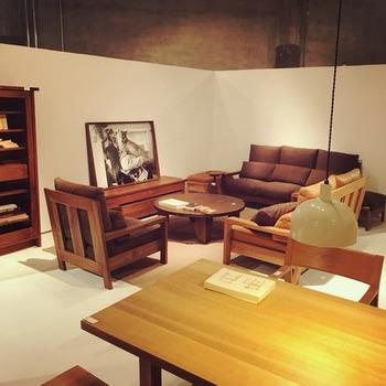 大好きな家具と一緒に、いつもいつも、ずっとずっと、心地よく暮らしていけたらよいですね。