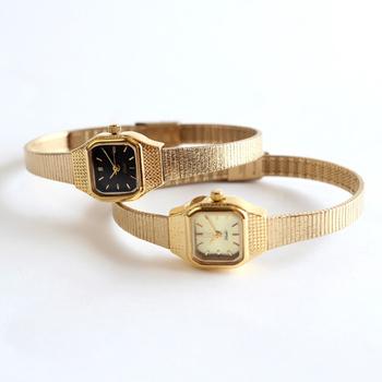 """""""現代との融合""""をテーマにアンティークなデザインの時計を作り続ける「VIDA+」。アンティークの魅力がぎゅっと詰まった、上質な腕時計と出会うことができます。"""