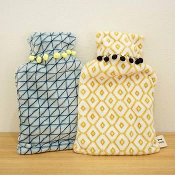 あらかじめ「ゆたんぽ」を布団に入れておくと、入眠に理想の温度環境を作る事ができます。