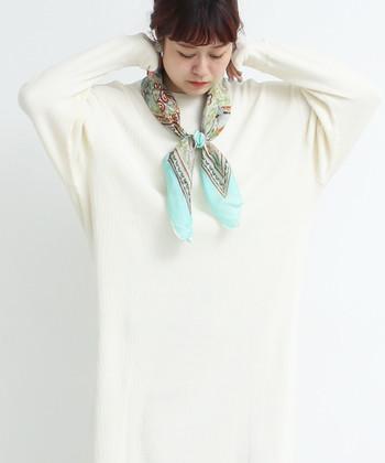トレンド感も抜群で、インナーとしても主役アイテムとしても使えるワッフル素材のお洋服。ぜひ冬コーデに取り入れて、幅広い着回しスタイルを楽しんでみてくださいね♪