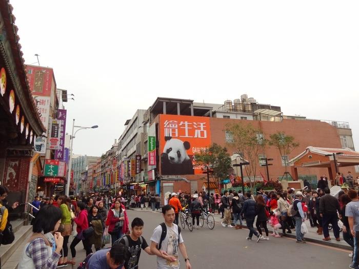 """最終日である3日目は、台湾のベニスと呼ばれている『淡水』に遊びに行きましょう!台北というと""""九份""""が思いつく方がほとんどだと思いますが、この淡水もなかなか外せない観光スポットなんです。しかも台北市内からメトロで40分!移動時間は九份に行く半分くらいです。"""