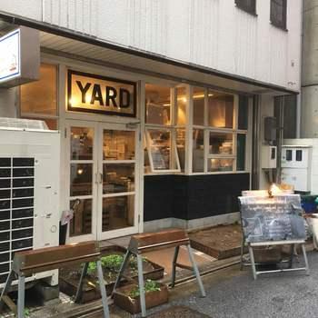 人形町駅から徒歩2~3分ほどのところにある「Union Sand Yard(ユニオンサンドヤード)」は、新鮮な朝採れ野菜がおいしいと評判のお店です。