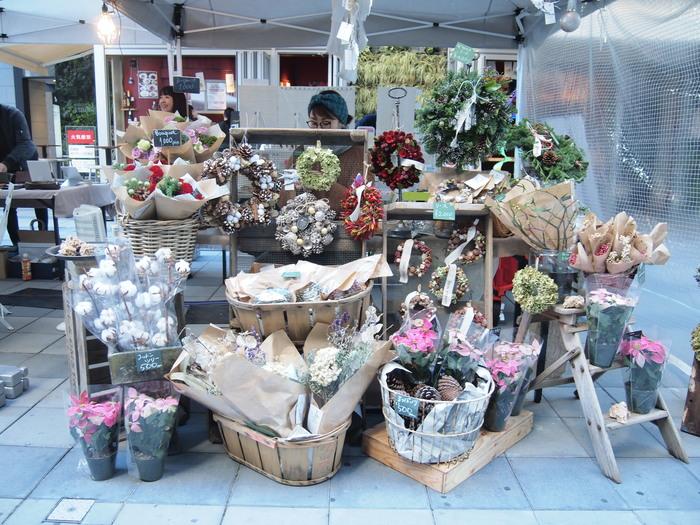 クリスマスマーケットが渋谷の新名所で開催!【渋南マーケット】