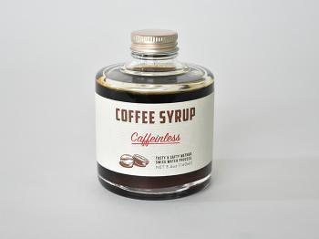 『IFNi ROASTING&CO.(イフニ ロースティングアンドコー)』のコーヒーシロップは工夫次第でいろいろな楽しみ方ができそう。